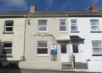 Thumbnail 2 bed terraced house to rent in Northcott Terrace, Chapel Street, Holsworthy