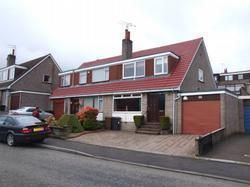 Thumbnail 3 bed semi-detached house to rent in Hopetoun Avenue, Bucksburn, Aberdeen