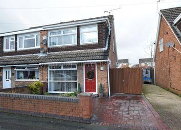 Thumbnail Semi-detached house for sale in Everest Close, Great Sutton, Ellesmere Port