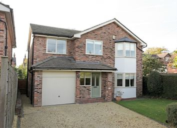 Thumbnail 4 bed detached house to rent in Talbot Road, Alderley Edge, Cheshire