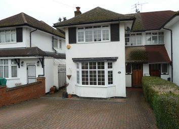 Thumbnail 3 bed semi-detached house to rent in Raglan Gardens, Watford