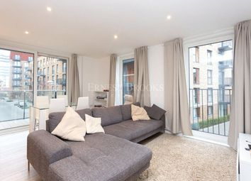 Thumbnail 2 bed flat to rent in Royal Victoria Gardens, Whiting Way, Surrey Quays