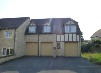 Thumbnail 1 bed flat to rent in Alder Way, Chalford, Stroud, Gloucestershire