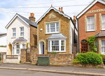 Thumbnail 3 bed detached house for sale in Weston Road, Thames Ditton