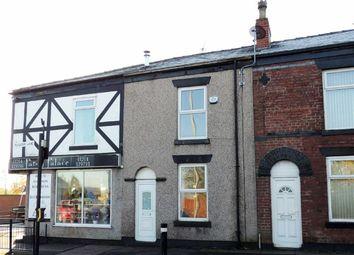 Thumbnail 2 bedroom terraced house for sale in Plodder Lane, Farnworth, Bolton