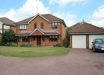 Thumbnail 4 bed detached house for sale in The Bretts, Grange Farm, Kesgrave, Ipswich