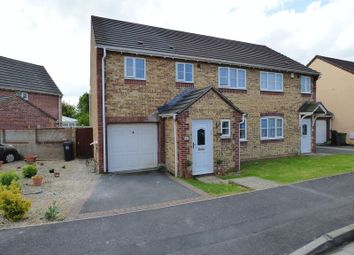 Thumbnail 4 bed semi-detached house for sale in Plum Tree Road, Weston-Super-Mare
