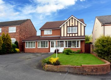 Thumbnail 4 bed detached house for sale in Pitchford Drive, Priorslee, Telford