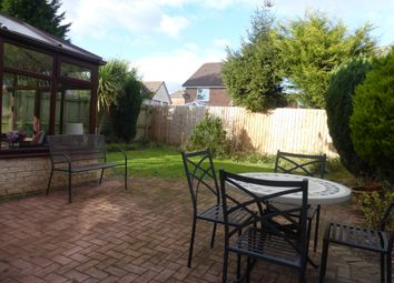 Thumbnail 4 bed detached house for sale in Valarian Close, St. Mellons, Cardiff