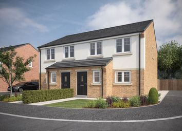 Thumbnail 2 bed semi-detached house for sale in Chapel Meadow School Lane, Forton, Preston