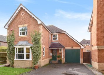Thumbnail 4 bed detached house to rent in Ladygrove, Didcot, Didcot, Oxfordshire