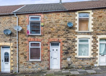 Thumbnail 2 bed terraced house for sale in Madoc Street, The Graig, Pontypridd