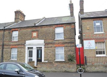 Thumbnail 2 bed end terrace house to rent in Moulsham Street, Chelmsford, Essex