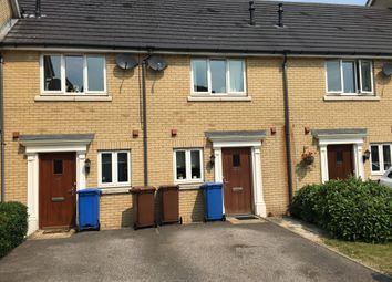 Thumbnail 2 bed terraced house to rent in Saturn Road, Ipswich