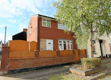 Thumbnail 3 bed detached house for sale in Oxford Street, Penkhull