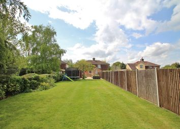Thumbnail 3 bed semi-detached house for sale in Woolpit, Bury St Edmunds, Suffolk