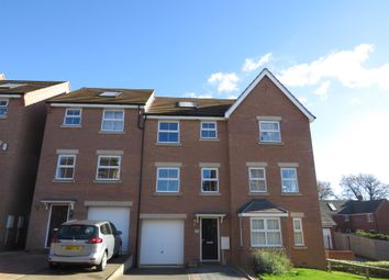 Thumbnail 4 bed terraced house for sale in Foxtail Way, Northampton
