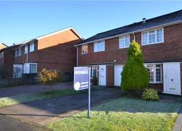 Thumbnail 3 bed terraced house for sale in Garrick Way, Frimley Green, Camberley