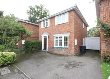 Thumbnail 4 bed detached house to rent in Heather Close, New Haw, Addlestone