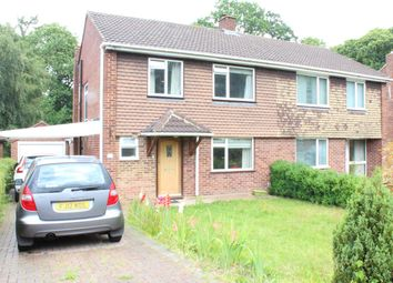 Thumbnail 3 bed semi-detached house to rent in Pierrefondes Avenue, Farnborough