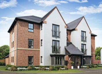 "Thumbnail 2 bed flat for sale in ""Foxton"" at Jn6 m54 Island, Telford"