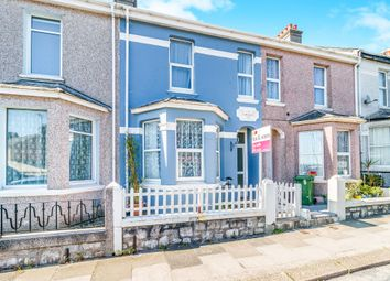 Thumbnail 2 bedroom terraced house for sale in Brunel Terrace, Plymouth