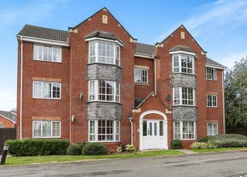 Thumbnail 2 bed flat for sale in Towpath Close, Longford, Coventry, West Midlands