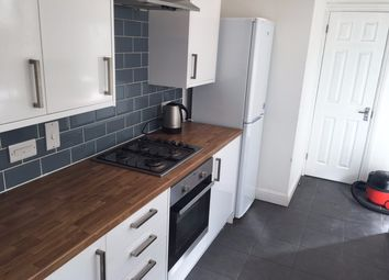 Thumbnail 4 bed shared accommodation to rent in Selbourne Road, Gillingham, Kent