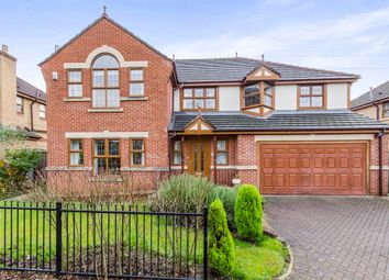 Thumbnail 6 bed detached house for sale in Fennell Court, Sandal, Wakefield