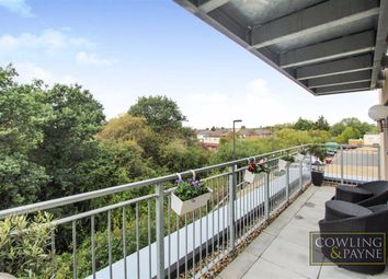 Thumbnail 2 bed flat to rent in Ramsden Court, Wickford, Essex