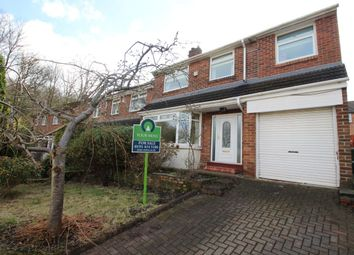 Thumbnail 5 bedroom semi-detached house for sale in Hall Park, Stella, Blaydon-On-Tyne