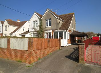Thumbnail 4 bed semi-detached house for sale in Haig Road, Bishopstoke, Eastleigh