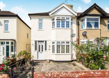 Thumbnail 3 bedroom end terrace house for sale in Suffolk Road, Dagenham