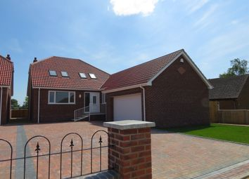 Thumbnail 4 bed bungalow for sale in Railway Lane South, Sutton Bridge, Spalding