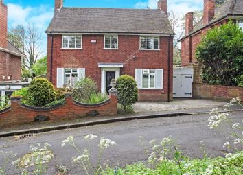 Thumbnail 4 bed detached house for sale in Hamstead Hill, Handsworth Wood, Birmingham, West Midlands