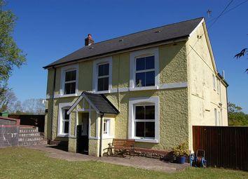 Thumbnail 5 bed detached house for sale in Llandeilo Road, Gorslas, Llanelli