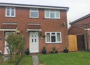 Thumbnail 3 bed semi-detached house for sale in Vincent Close, Burnham-On-Sea