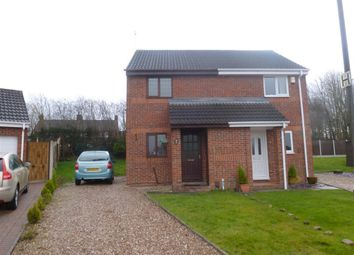 Thumbnail 2 bed property to rent in Hardwick Close, Blackwell, Alfreton