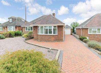 Thumbnail 3 bed detached bungalow for sale in Testlands Avenue, Nursling, Southampton, Hampshire