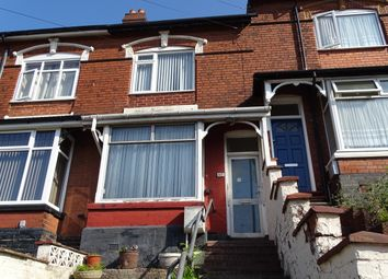 Thumbnail 3 bed terraced house for sale in George Road, Erdington