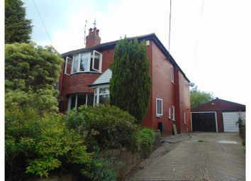 Thumbnail 3 bed semi-detached house for sale in Thornley Lane, Oldham