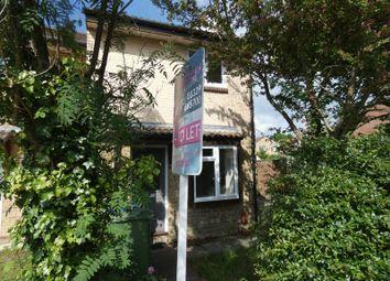 Thumbnail 1 bed terraced house to rent in Shannon Road, Stubbington, Fareham