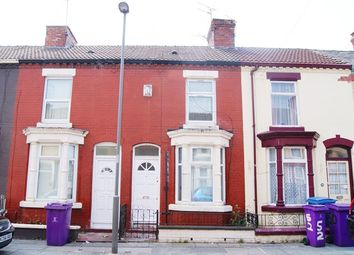 Thumbnail 2 bedroom terraced house to rent in Bligh Street, Wavertree, Liverpool, Merseyside