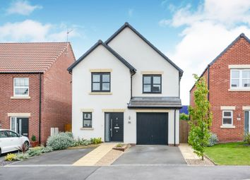 Thumbnail 4 bedroom detached house for sale in Wheatsheaf Way, Clowne, Chesterfield