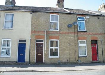 Thumbnail 2 bed terraced house to rent in Henry Street, Central, Peterborough