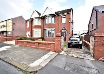 Thumbnail 4 bed semi-detached house for sale in Duchess Drive, Blackpool, Lancashire