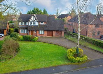 Thumbnail 5 bed detached house for sale in Shoal Creek, Collingtree, Northampton