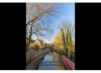 Thumbnail 1 bed flat to rent in Garden Jericho, Oxford