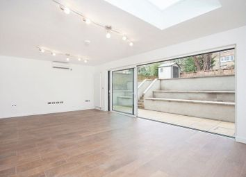 Thumbnail 4 bed flat to rent in Compayne Gardens, South Hampstead