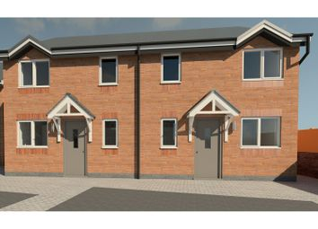 Thumbnail 3 bed end terrace house for sale in Red Bank Close, Radcliffe
